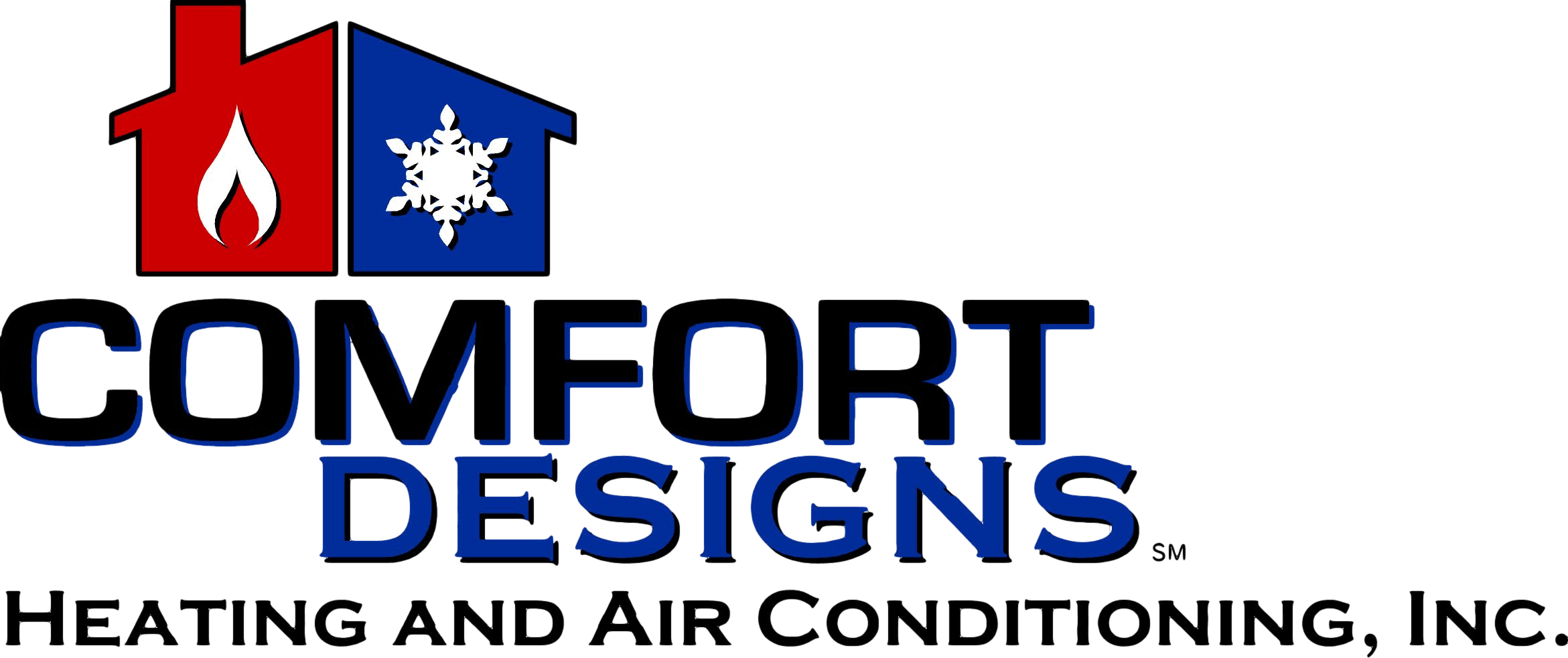 comfort designs transparent